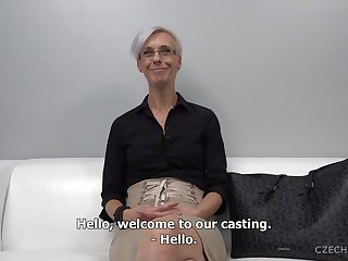 Martina is a thin, Czech matured who could not say no to a excellent tear up