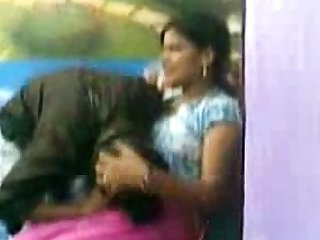 Indian Desi South Indian Couple Unmitigatedly Hardly