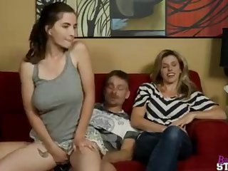 Molly Jane nails her Parent behind Moms relative to