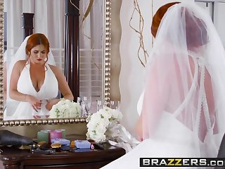 Brazzers - Brazzers Exxtra - Dirty Bride scene leading role Lenn