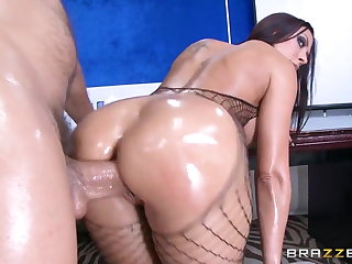 Brazzers - Rachel Starr Shows withdraw her XXX as