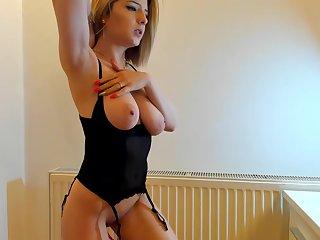Big Tits Teen Is Masturbating Wildly